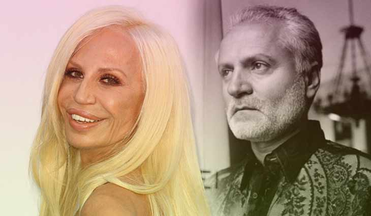 4fd038efcd7c Donatella brings back House of Versace in the black 20 .