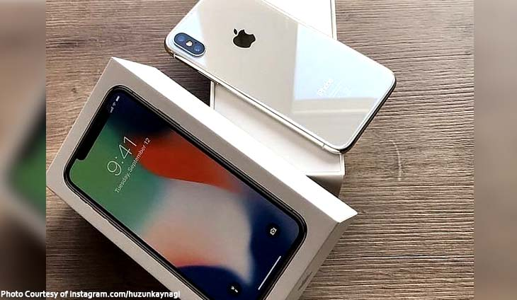 BILYONARYO iphone x apple stop