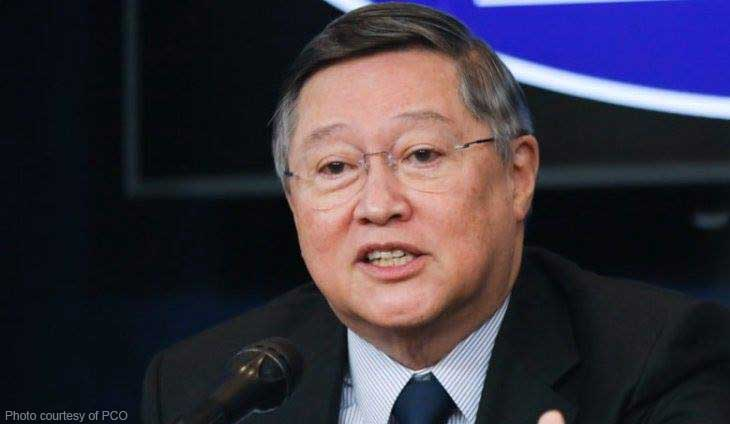 Department of Finance DOF Finance Secretary Carlos Dominguez