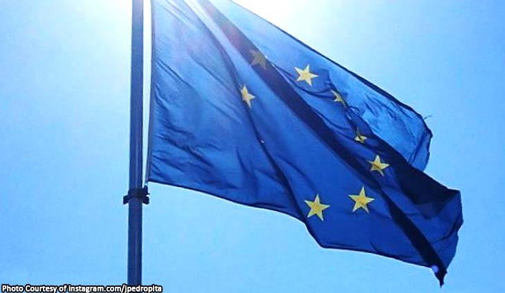 bilyonaryo european union flag removes