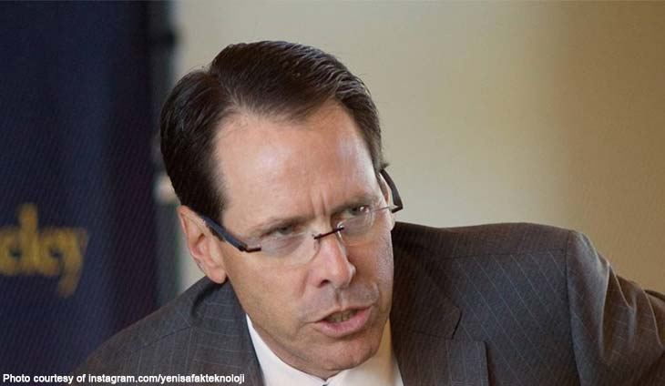 AT&T CEO and Boy Scouts of America President Randall Stephenson