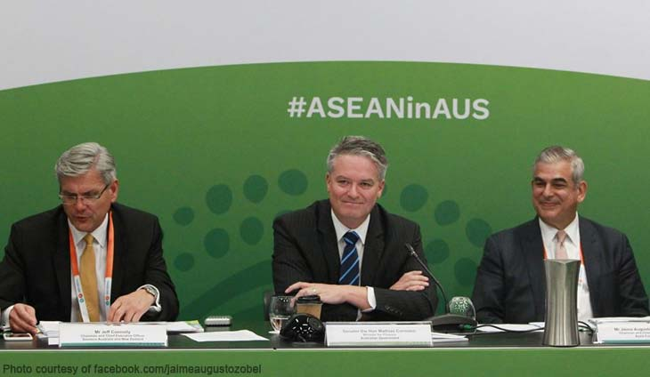ASEAN-Australia Business Summit CEO Forum
