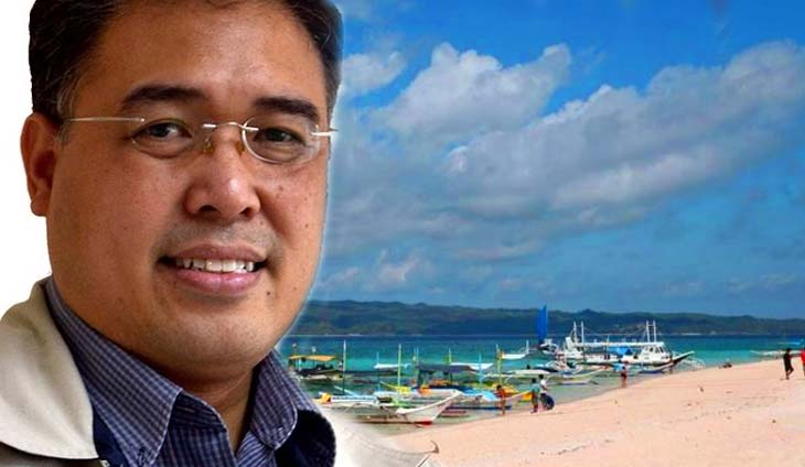 Department of the Interior and Local Government (DILG) Assistant Secretary Epimaco Densing III