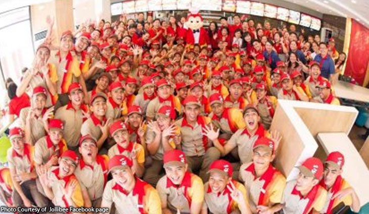 jollibee 10 policies for emploees How would you deal with a staff member that was stealing supplies from your restaurant  those emploees that provides  company's policies and the.