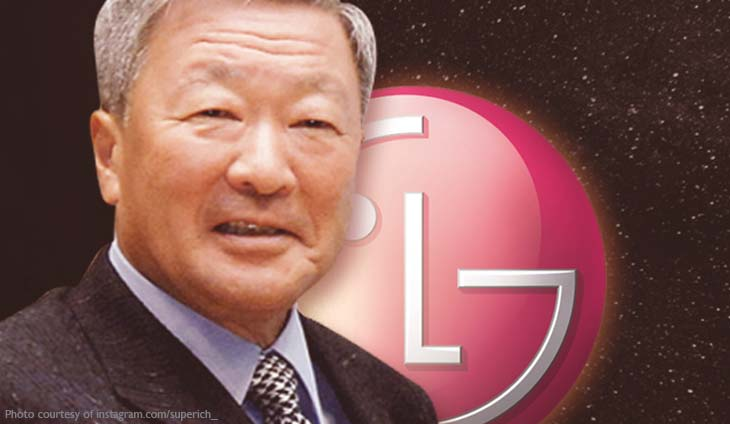 South Korean conglomerate LG Group