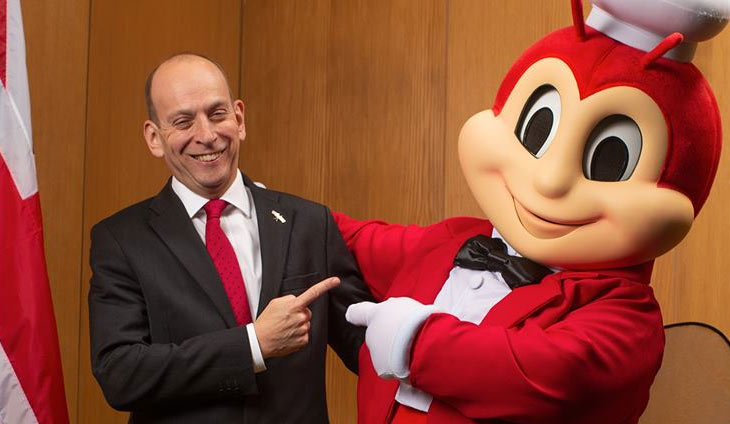Image result for uk jollibee