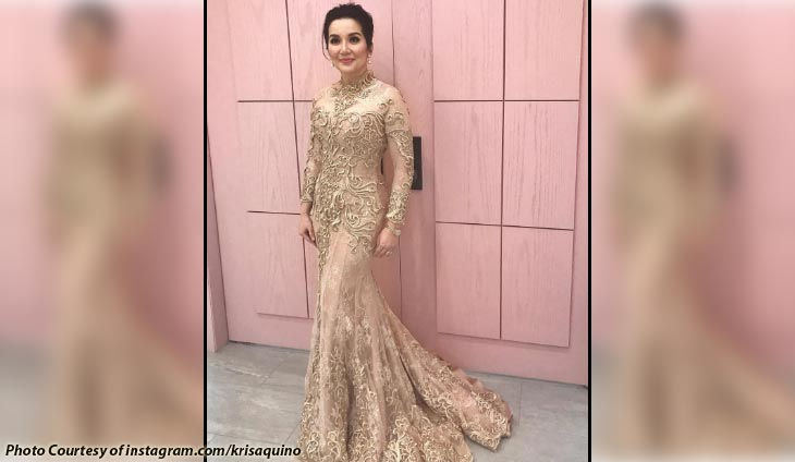 Principal Wedding Sponsor Gowns: Guess Who's Being Paired Up With RSA's Son Jomar