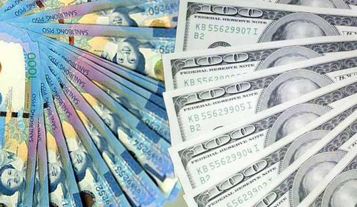Peso Plummets To P52 34 Vs Dollar