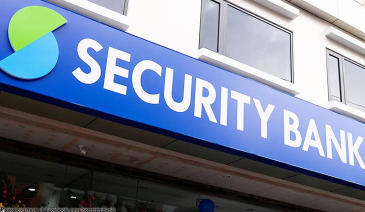 Expat to take reins of Security Bank