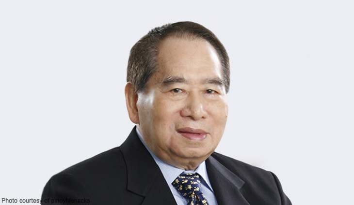 SM Group patriarch Henry Sy