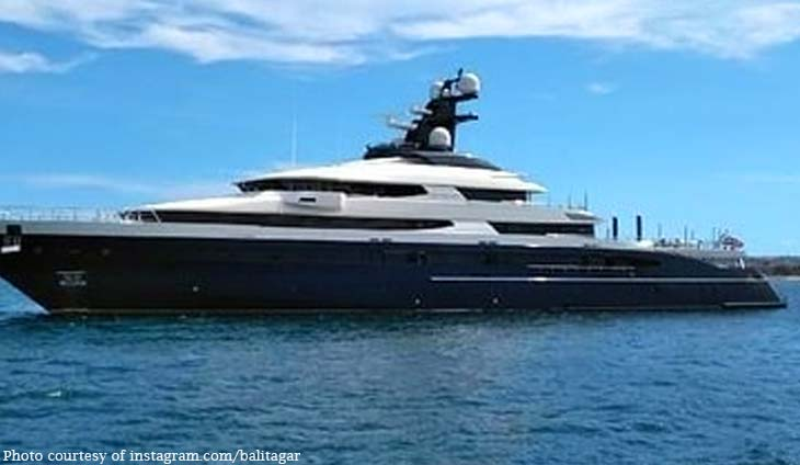 Indonesian court orders release of $250M super yacht owned by