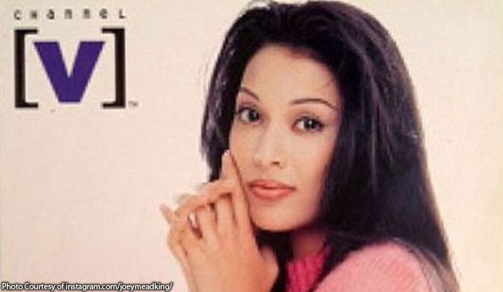 Joey Mead King reminisces good ol' days as VJ in Channel V