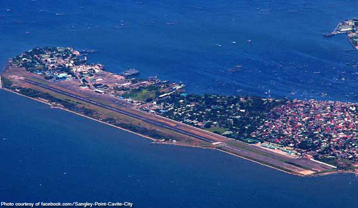 DOTr to consider Sy-Tieng Sangley airport proposal if Cavite gov?t