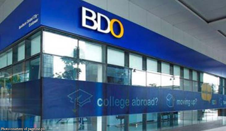 BDO leads 6 PH firms on Forbes Global 2000 list