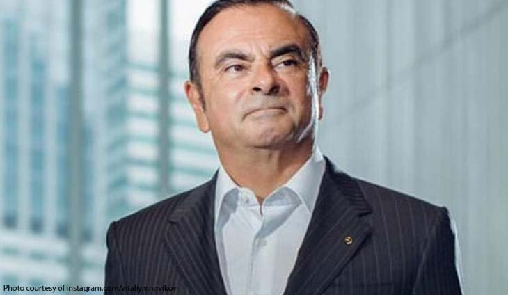 Third time lucky: Ex-Nissan chief Ghosn wins bail in Japan
