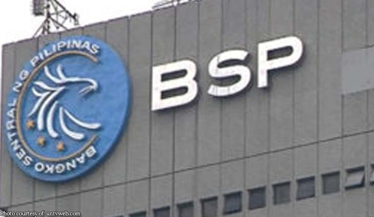 BSP rebuilds GIR further in February