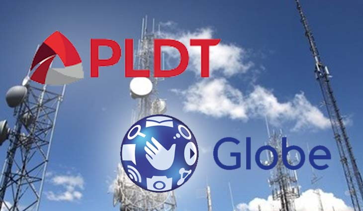 Gov't wants PLDT/Globe's commitment on common towers