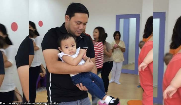 Watch: Mark Villar's cute dance moves