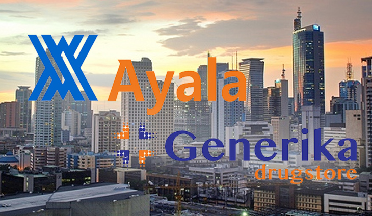 Ayala Group raises stake in Generika to 52.5%