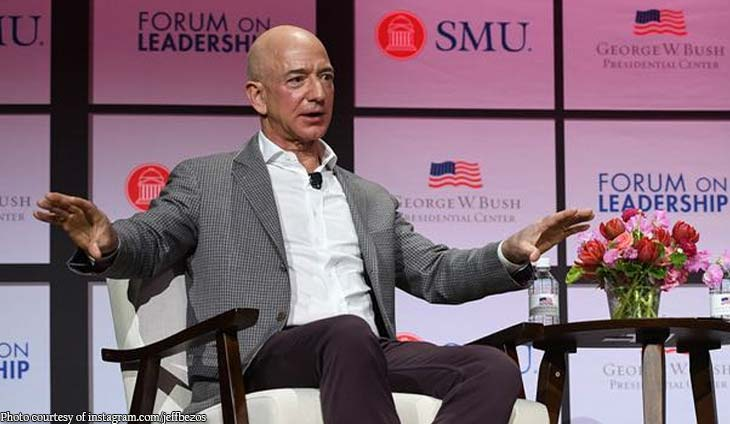 After divorce, Jeff Bezos' new battle is with South America