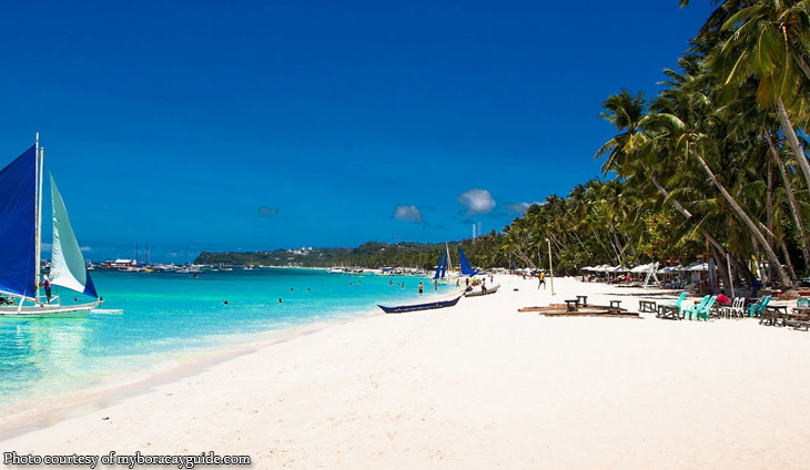 Chinese tourists the most unruly in Boracay