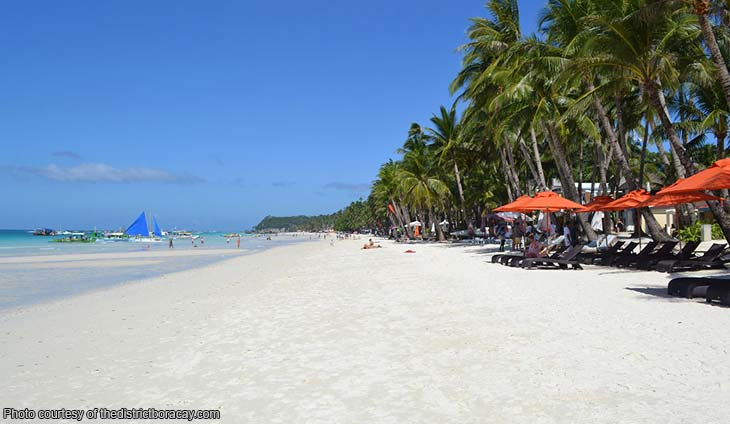 DILG bans Chinese-only restos, services in Boracay: Don't drive Pinoys away!