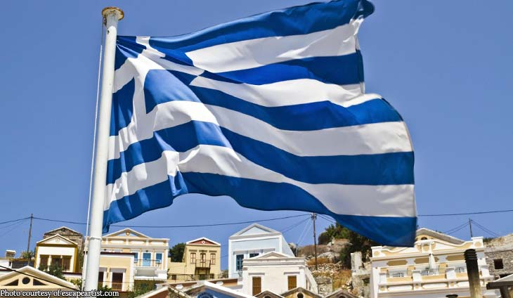 Chinese investors snap up Greek 'Golden Visas'