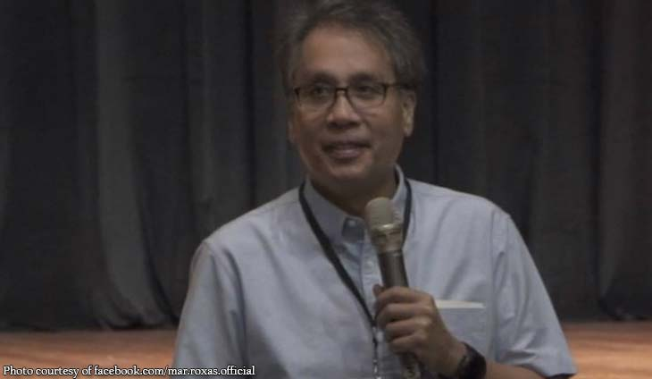 Mar Roxas wants gov't to stop giving automatic visas to Chinese