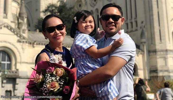 Mark Villar and family spent Easter in France