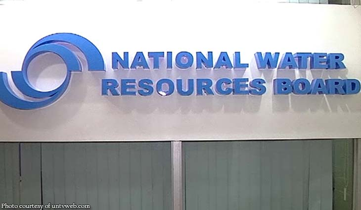 Duterte to take over National Water Resources Board under new EO