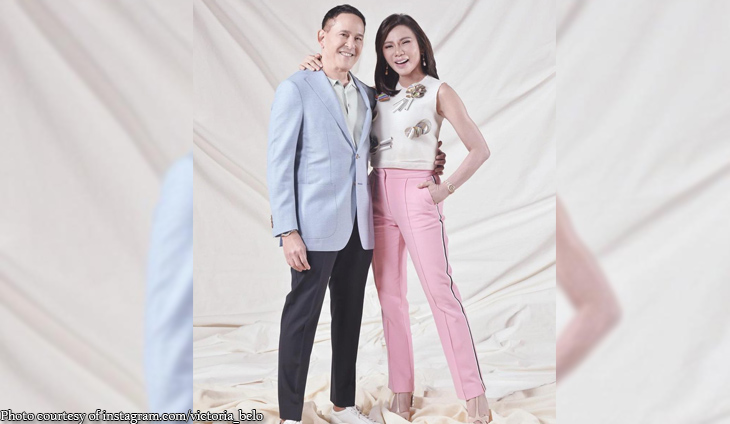 Vicki Belo and ex-hubby Atom Henares featured in Lifestyle Asia