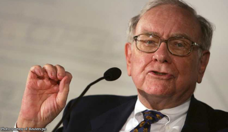 'I will never hesitate' to fly in a 737 MAX, Warren Buffett declares