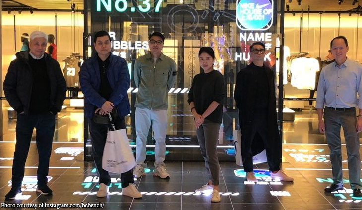 Ben Chan explores Nike House of Innovation