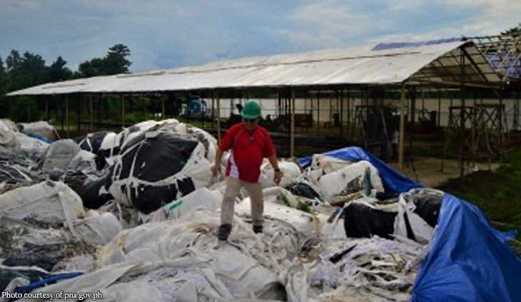 BOC to bill South Korea P78M to ship back its garbage home from Misamis