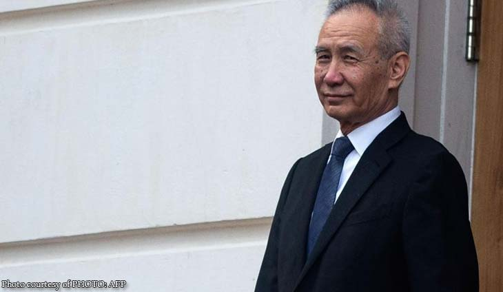 'Intelligent reformer': China's Liu He seeks a trade deal