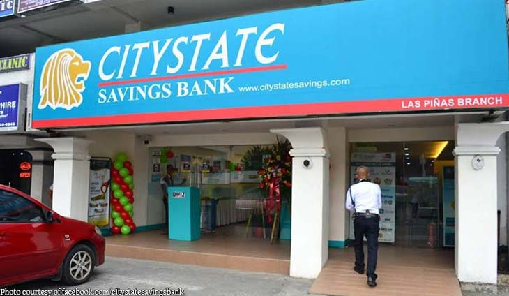 Citystate raises capitalization to P1.5B