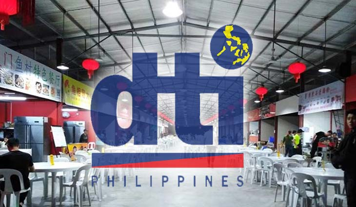 Huli ka! 'Chinese only' food park operating without business permit, not maintaining proper sanitation standards