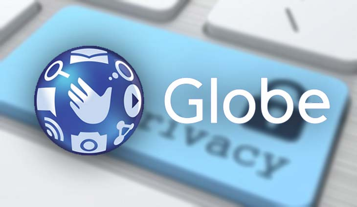 Globe upholds data protection privacy
