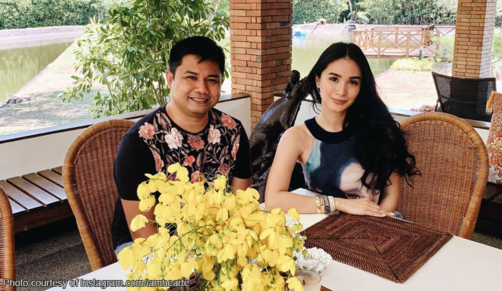 Heart Evangelista teams up with Sorsogon artist for new bag collection