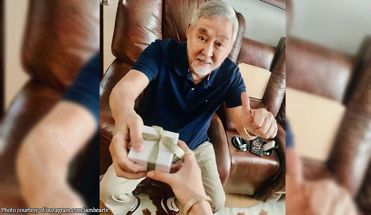 Ask Heart: Rey Ongpauco is the best dad anyone can ask for