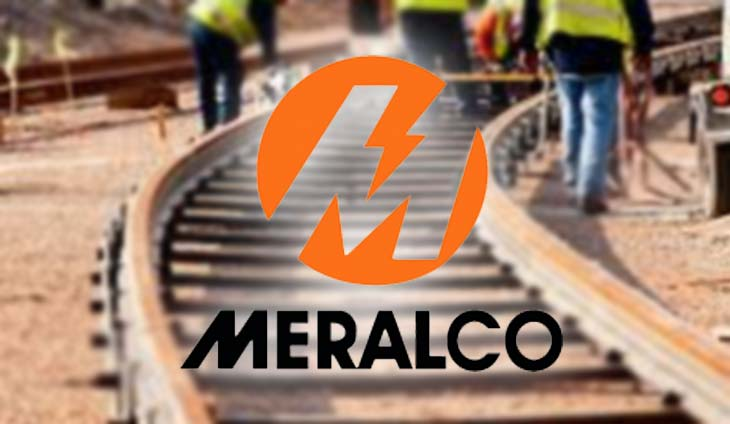 Meralco to relocate power facilities along railway projects
