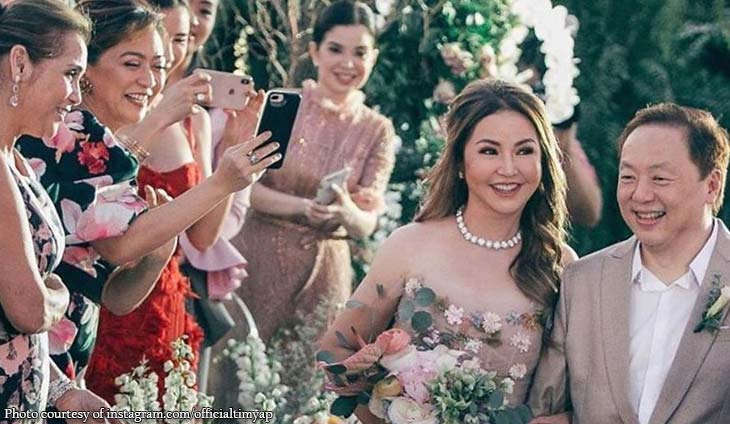Philip and Small Laude renew vows on 25th wedding anniversary
