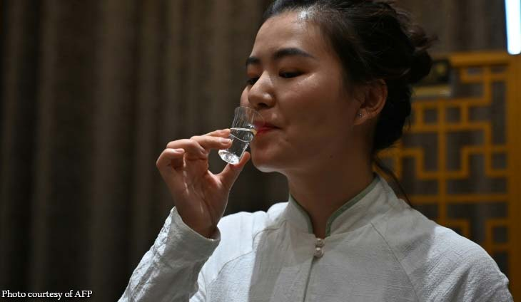 Tough sell: Baijiu, China's potent tipple, looks abroad