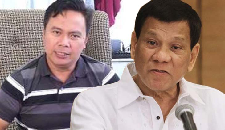 Duterte calls Joel Apolinario a 'swindler, fool': T*ngin*ng Pastor ka, your hell is waiting for you!