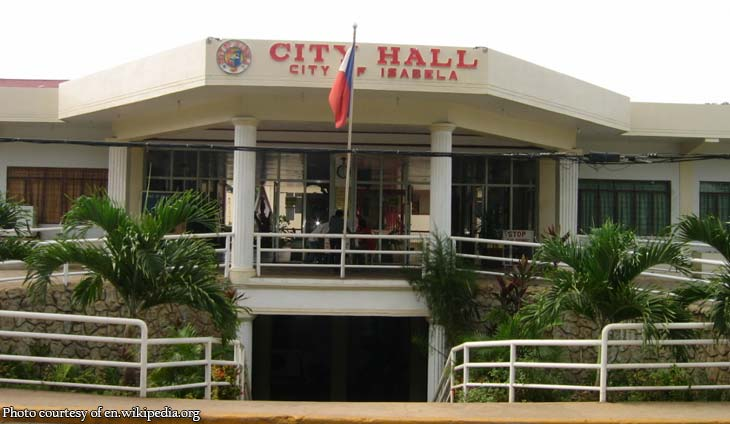 Tan Caktiong, Sia dare to build war-torn Basilan's first mall