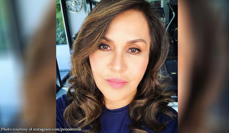 Katrina Ponce Enrile lashes out at fake news about father
