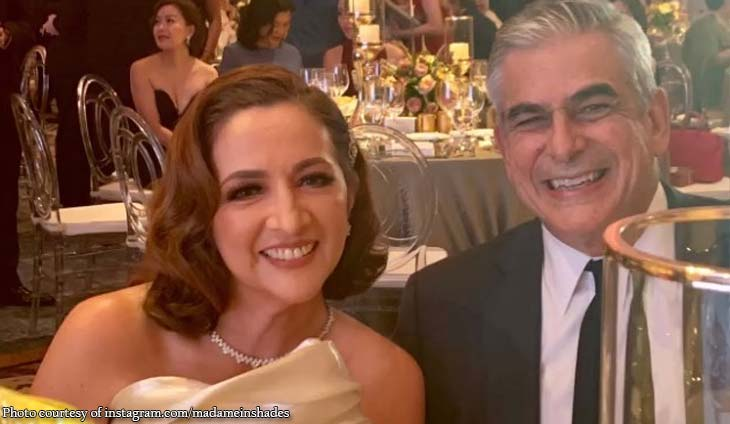 Bilyonaryos flock to Catherine Concepcion and Javier Puno's wedding