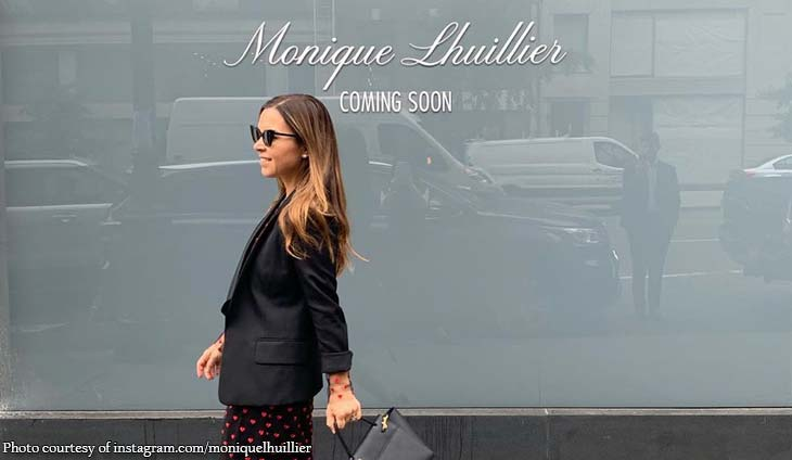 Monique Lhuillier opens 2nd store in NYC