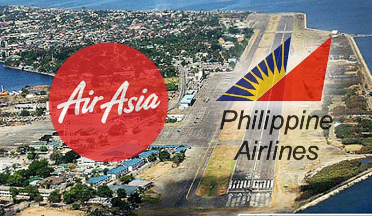 PAL, AirAsia still studying whether to transfer flights to Sangley
