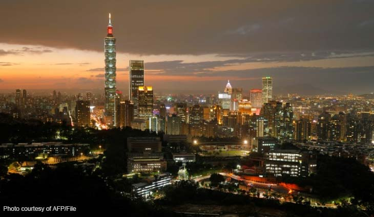 Taiwan rejects HK firm's skycraper bid over China 'security concerns'